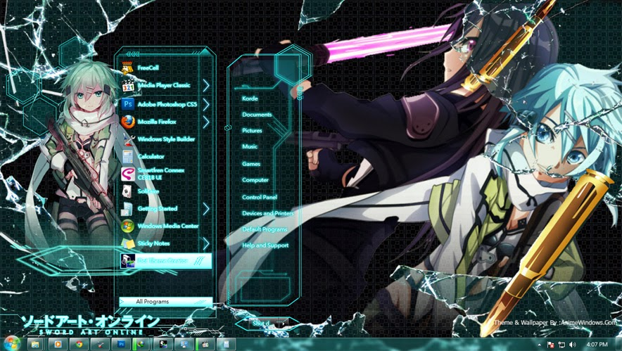 Free Download Animated Wallpapers For Windows 7 Ultimate Theme Anime Windows Your Anime Theme Windows Source