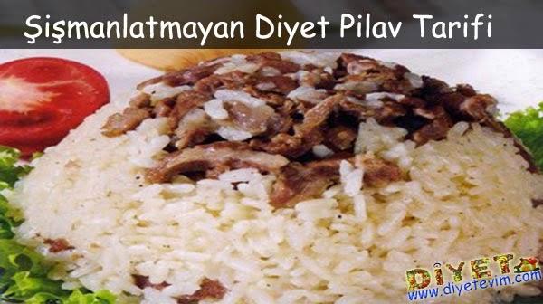 ayça kaya pilav tarifi