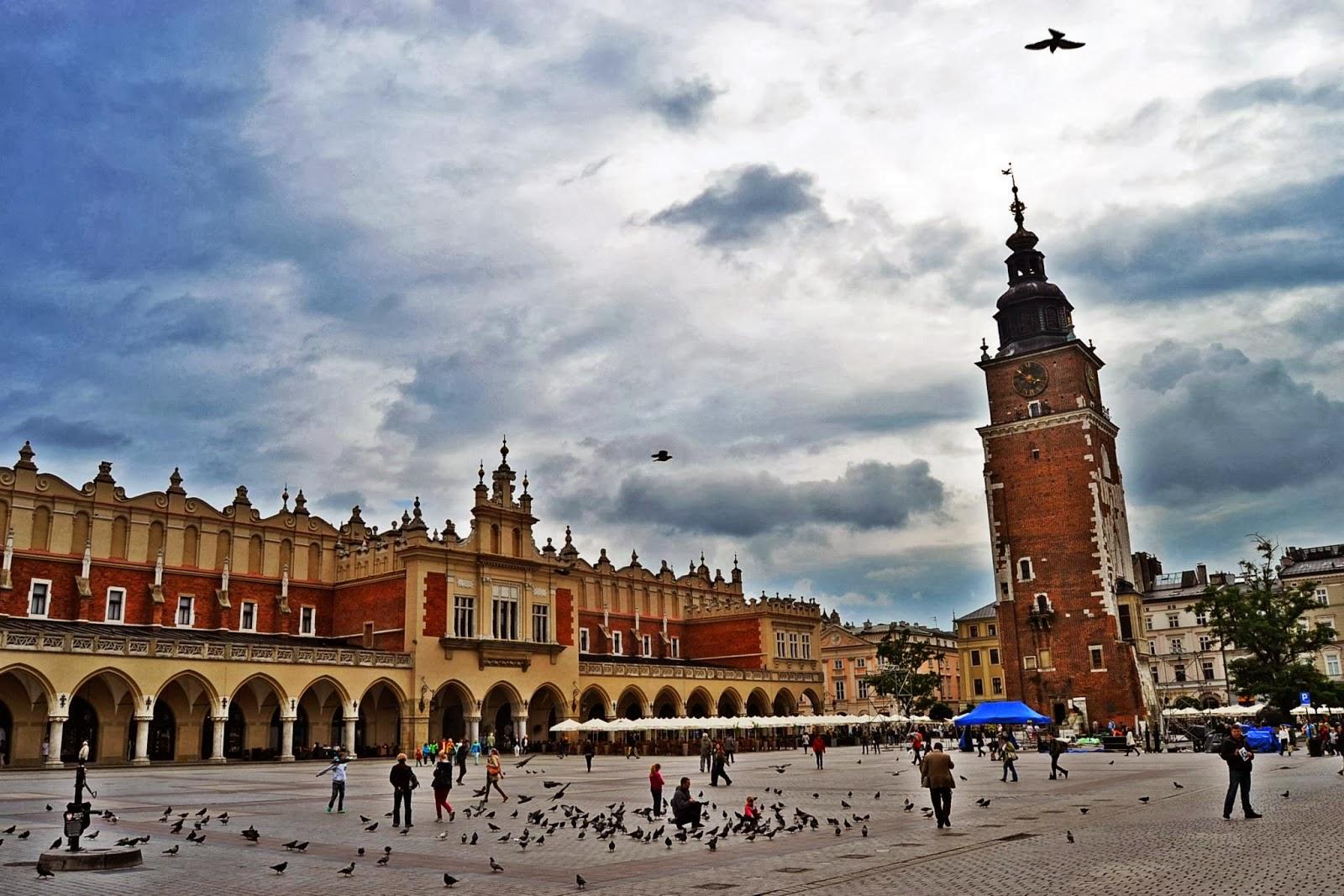 Rutas en coche por Europa: De Cracovia a Alemania ...