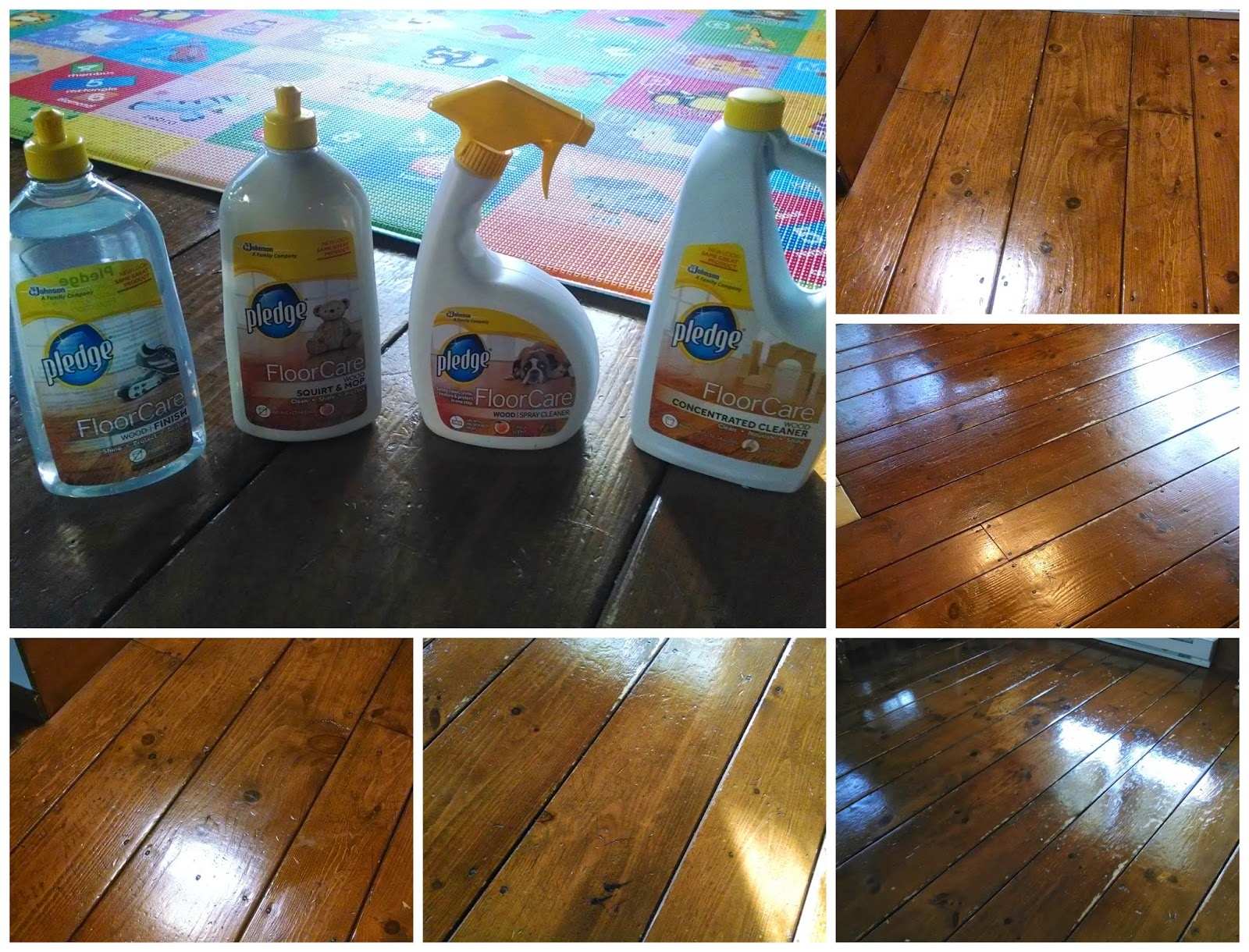 Inspired By Savannah My Wood Floors Have Never Looked Cleaner