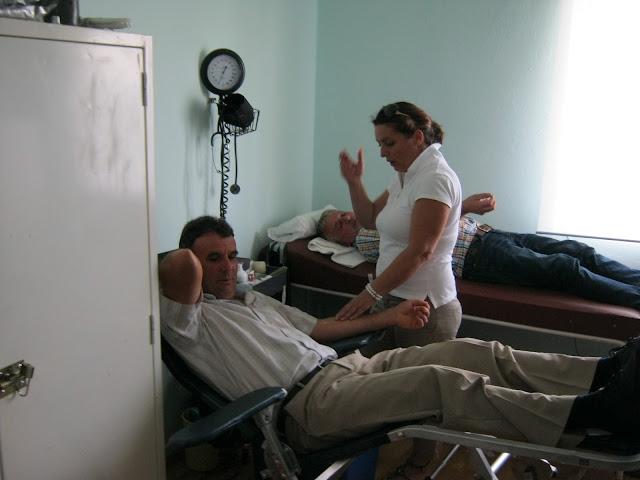 Άρτα: Αγροτική Γιατρός στο Περιφ. Ιατρείο Ροδαυγης.