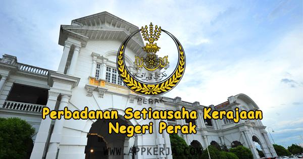 Perbadanan Setiausaha Kerajaan Negeri Perak