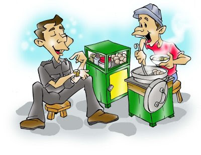 Penjelasan Mengenai Tipe Penjual dan Tipe Pembeli