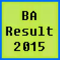 PU Lahore BA Result 2017