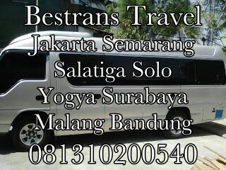 jadwal travel bestrans jakarta solo