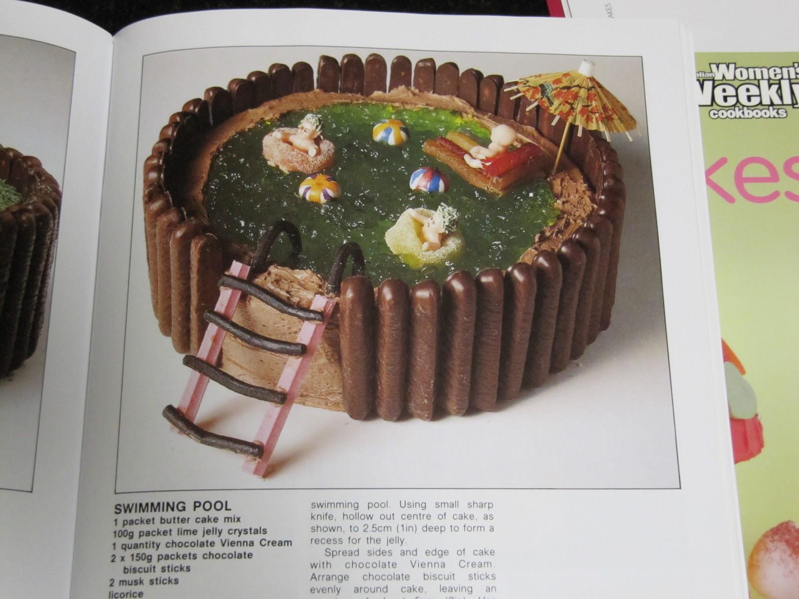 Womens Weekly Birthday Cakes