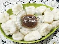 Resep Cireng Crispy