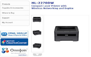 Brother HL 2270DW Printer Reviews Specification