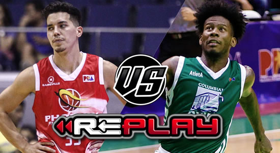Video Playlist: Phoenix vs Columbian replay 2019 PBA Philippine Cup