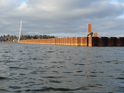 Østby Havn - Frederikssund. Onsdag den 29. november 2017 PB290184