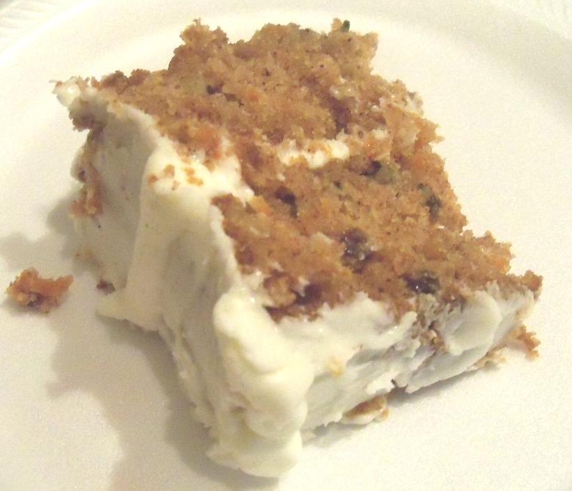 Easy As Pie Carrot Dump Cake The Home Guru