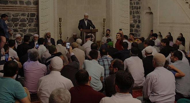 Ulu Camide Diyarbakır'ın Fethi programı düzenlendi