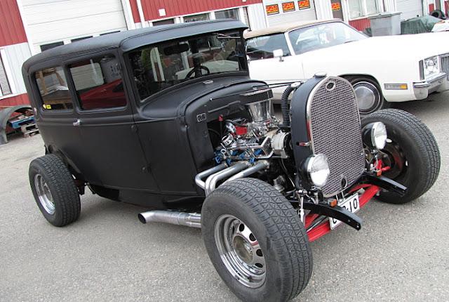 hot rod auto