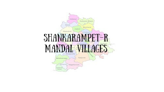 Shankarampet[r] Mandal with villages