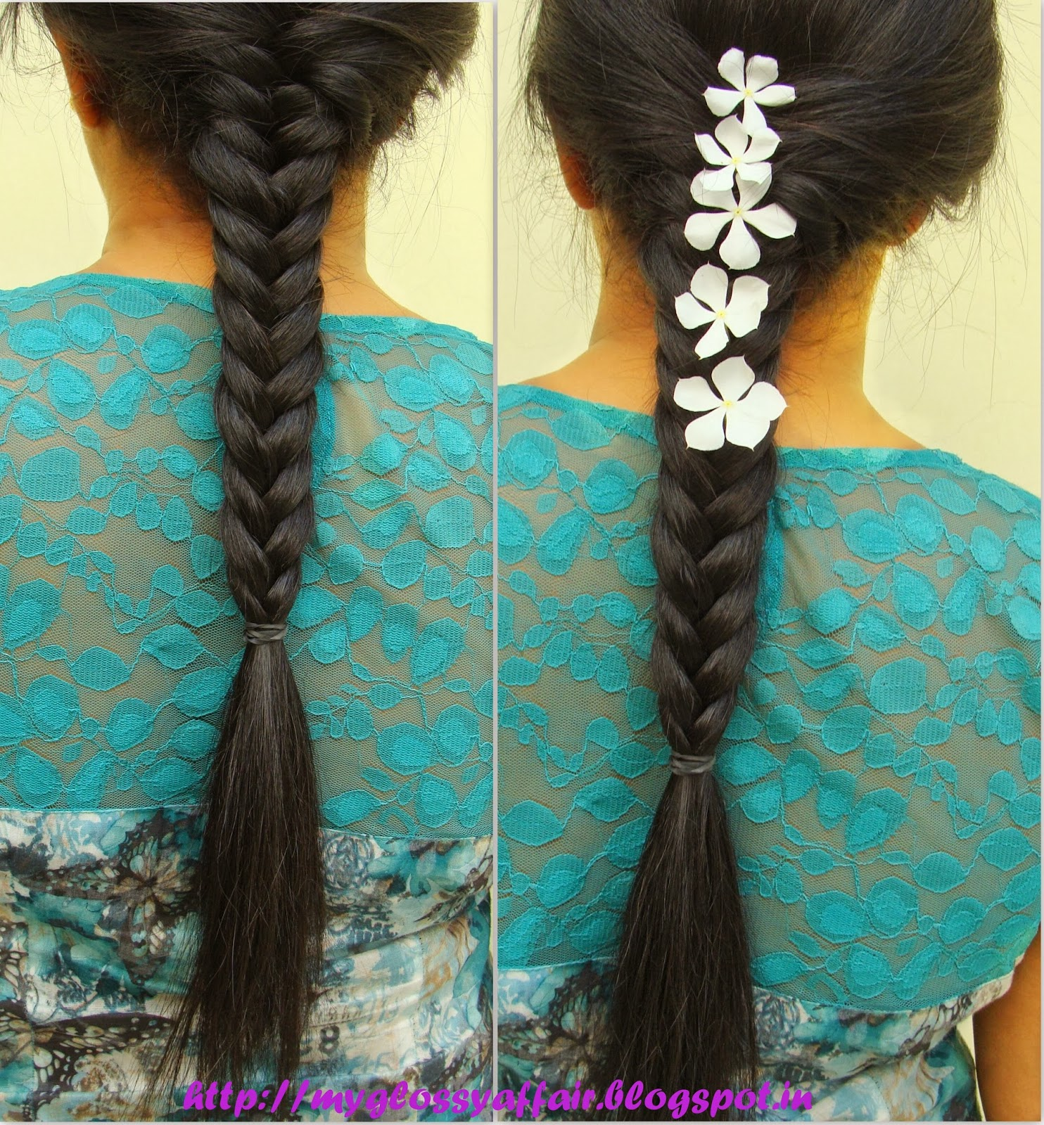 Fantastic Easy To Do Fishtail Braid Hairstyle Tutorial Android Tablet Hairstyles For Men Maxibearus
