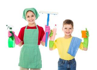 Chores, step family chores, stepchildren chores, assigning chores, creating chores, family chores, stepmom chores