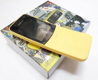 Hape Unik Nokia Pisang Reborn Versi China