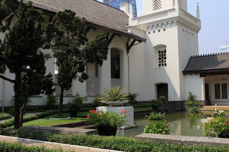 gereja simultan menteng pulo