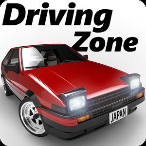 Driving Zone Japan MOD APK Unlimited Money