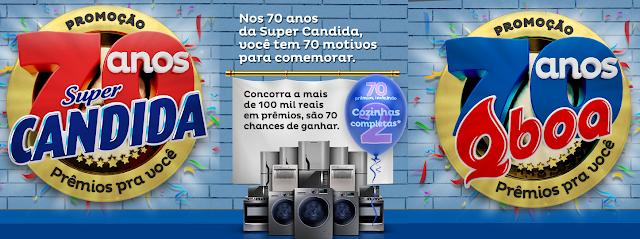 """Promoção """"70 anos Anhembi - Prêmios para Você"""""""