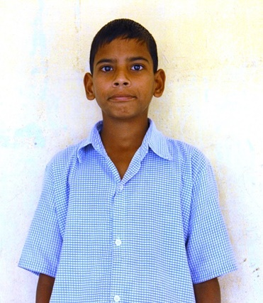 Venu - Akshaya Patra Beneficiary