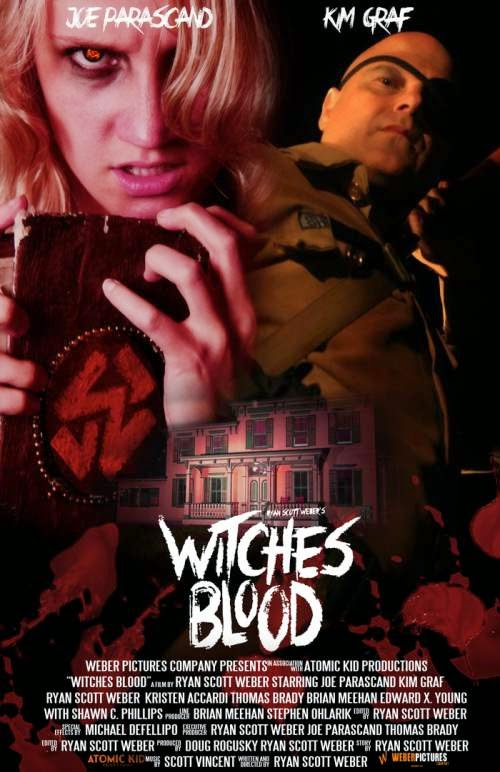 Witches Blood (2014) DVDRip 480p 150MB Poster