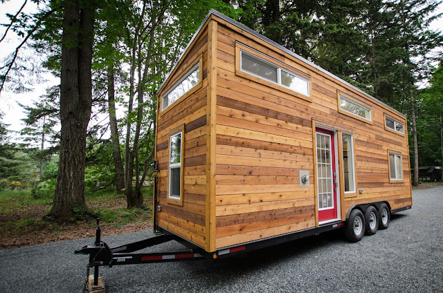 Whisky Jack By Rewild Tiny Homes