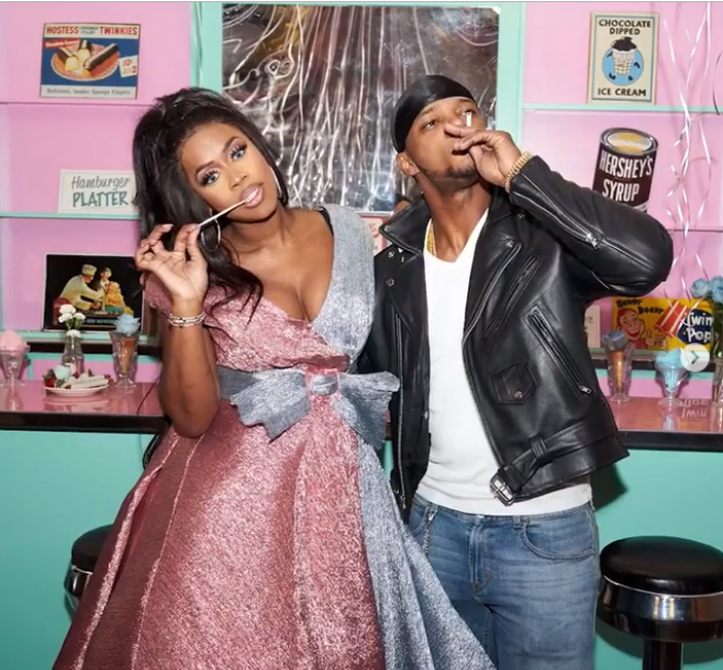 Check out stunning photos from rapper Remy Ma's baby shower last night