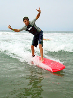 Looking for a Los Angeles Surfing Camp for kids and teens in Los Angeles? Try Aloha Beach Camp in Malibu
