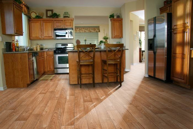 Hard Wood Kitchen Flooring Ideas