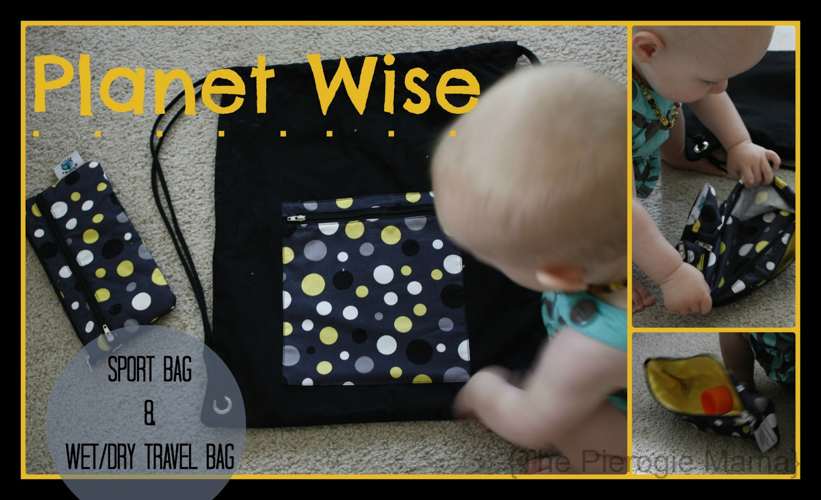 Planet Wise is well known for their incredibly well made wet bags that  don t allow any leaks or stink to escape. After all 3c98c123aa057