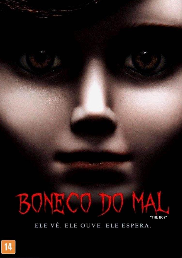 Boneco do Mal Torrent - Blu-ray Rip 720p e 1080p Dublado (2016)