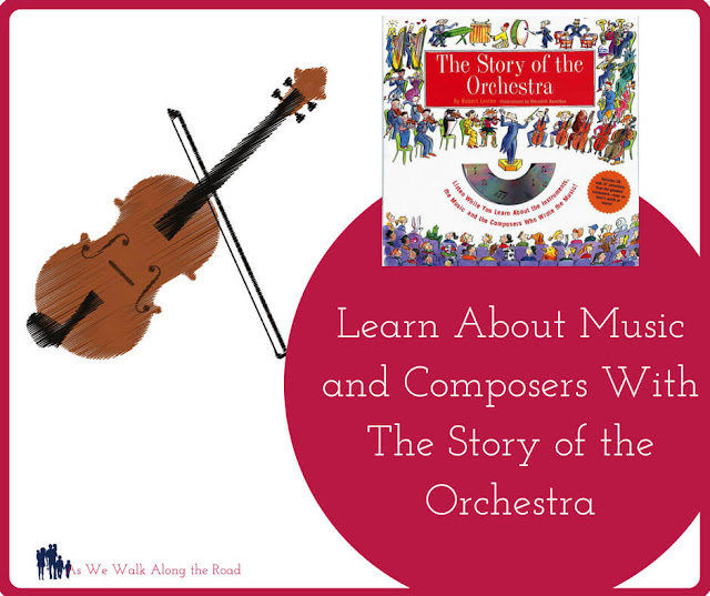 The Story of the Orchestra Activities for kids