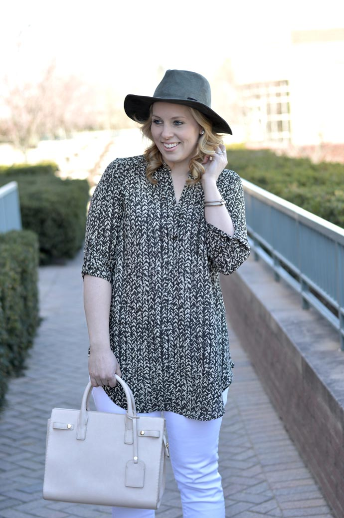 lush tunic nordstrom outfit