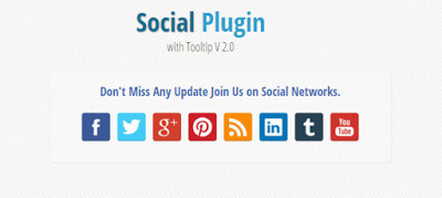 Social plugin blogger template keren