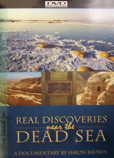 Real Discoveries near the Dead Sea DVD.