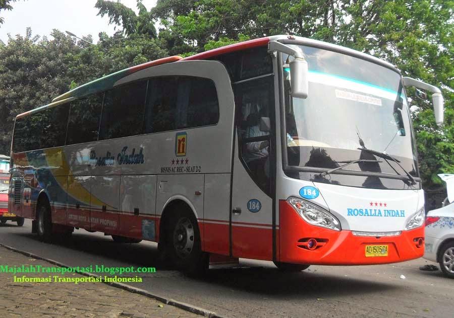 agen bus rosalia indah di jawa dan sumatera