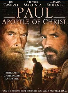 Paulo, Apóstolo de Cristo Legendado Online