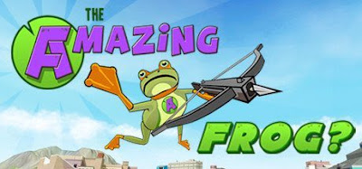 Download Amazing Frog Free PC Game