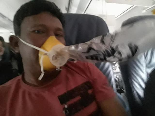 Situasi Darurat, Selang Oksigen Lion Air Justru Tak Berfungsi