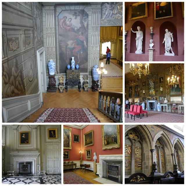 Inside Petworth House
