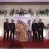 HP. 0857-9999-1272 (M3) : Hiburan Nasyid Islami / event / wedding   The Sultan Nasyid - Wedding Faris-Riski (IPHI Ungaran)