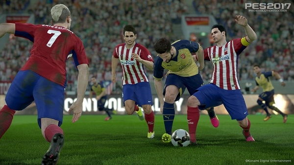 Spesifikasi game Pro Evolution Soccer 2017 di PC