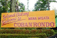Wisata Air Terjun Coban Rondo