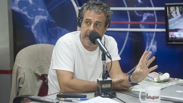 Echaron a Ari Paluch de su histórico programa de radio y quedó desempleado