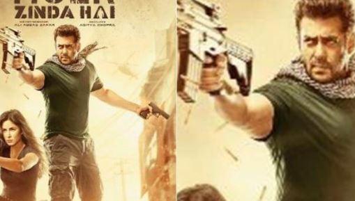 Attacks on TIGER ZINDA HAI Full Movie Release!!!