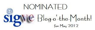 iste sigve nominated blog