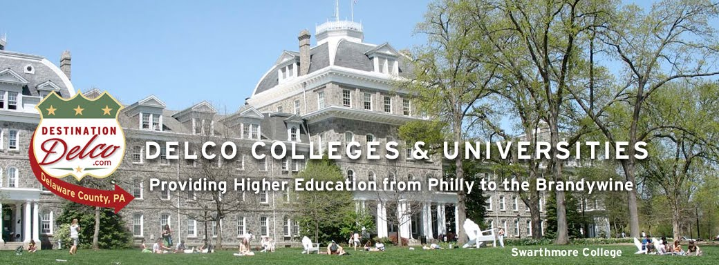 Delaware County Colleges and Universities