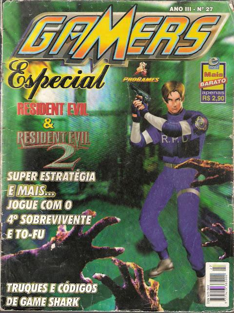 Gamers Especial N.27