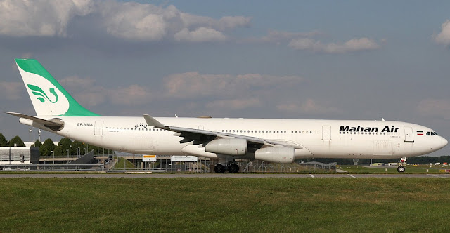 İran Uçak Bileti